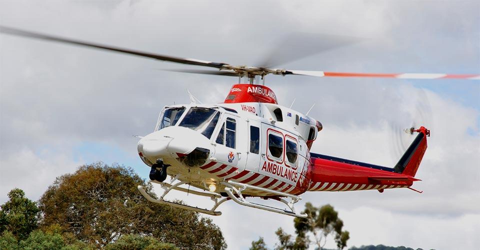 Ambulance Victoria